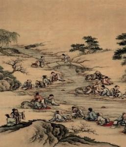 פילוסופיה סינית - המקור לטאי צ'י ואמנויות לחימה סיניות
