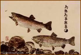 wu wei fish