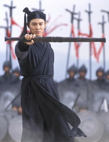 האם טאי צ'י זו אמנות לחימה